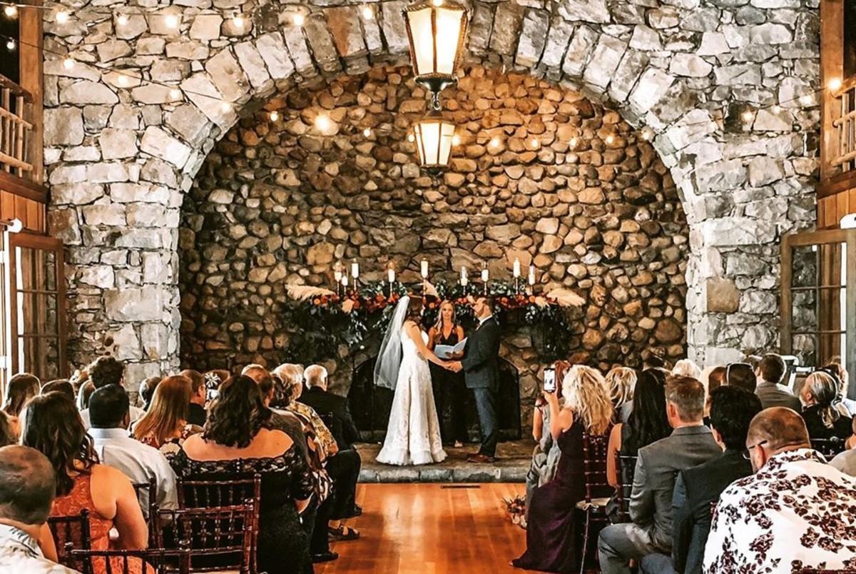 Beau & Arrow Event Co. - Lake Tahoe Wedding Planner - ceremony
