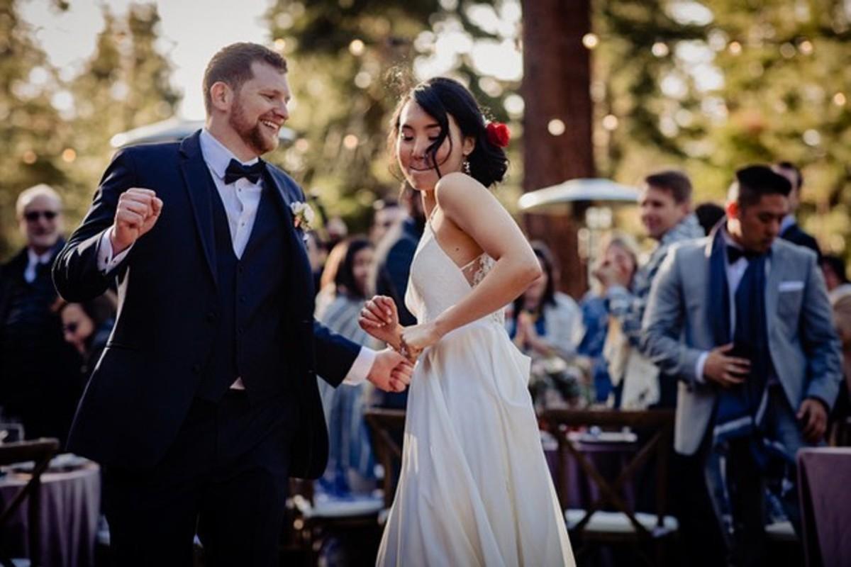 Beau & Arrow Event Co. - Lake Tahoe Wedding Planner - dancing