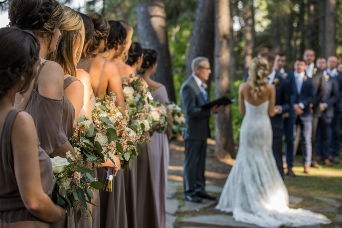 Blake's Floral Design - Lake Tahoe Wedding Flowers
