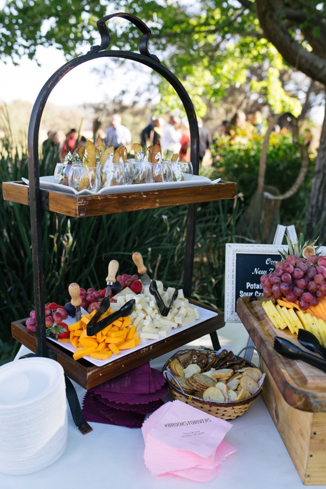 food station real wedding Tahoe Engaged