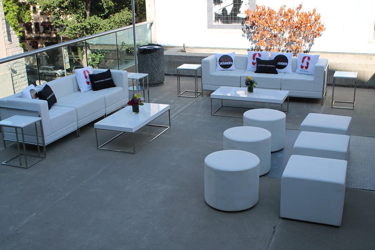 modern furniture celebrations party rentals wedding