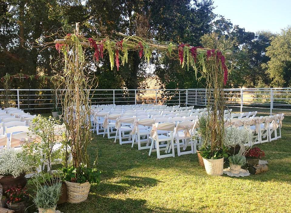 white ceremony chairs celebrations party rentals wedding