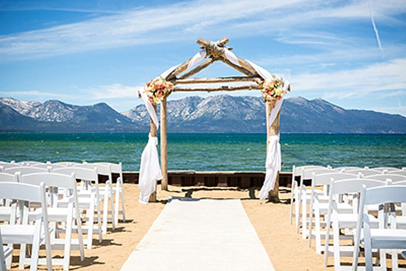 Lake Tahoe wedding planner Ceremony of Love