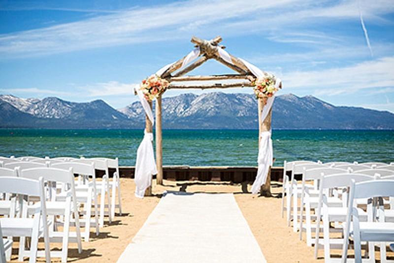 Lake Tahoe wedding planner Ceremony of Love