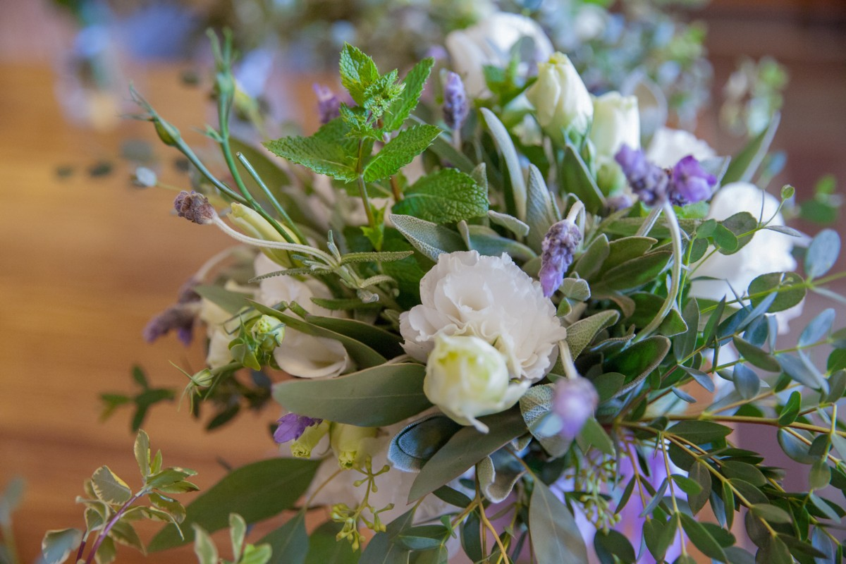 Inspirations by Gina - Lake Tahoe wedding florist - flower arrangement