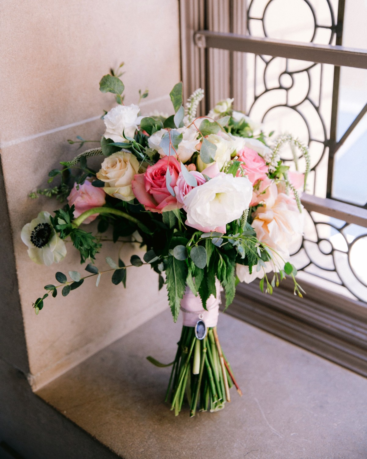 Inspirations by Gina - Lake Tahoe wedding florist - bridal bouquet