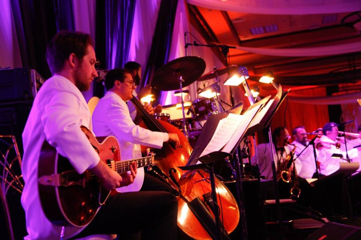 Lake Tahoe wedding - The Jeff Leep Orchestra