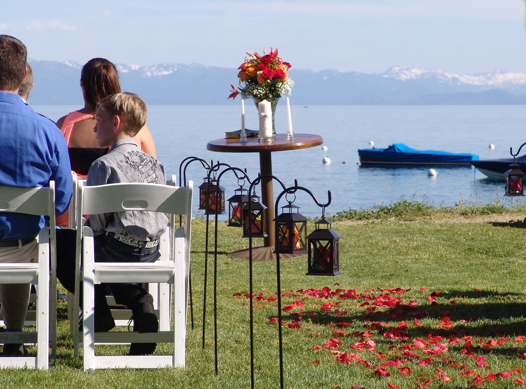 Lake Tahoe wedding Moonlight Mobile DJ