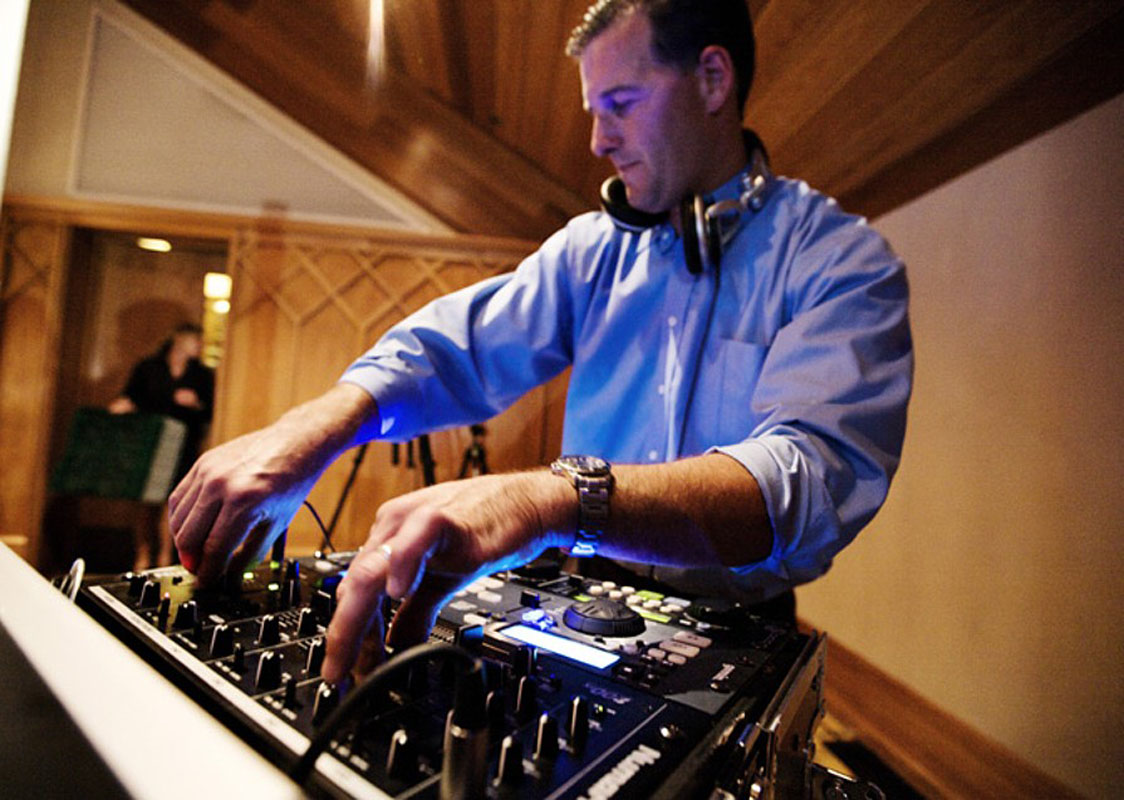 Sawyer Moonlight Mobile DJ Lake Tahoe wedding