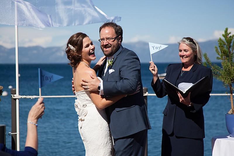 Mountain High Weddings Lake Tahoe West Shore Cafe - Indigo Photography