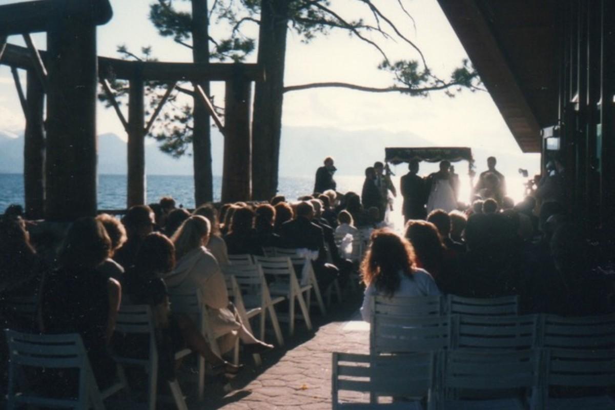 Music in Motion - Lake Tahoe weddings - ceremony