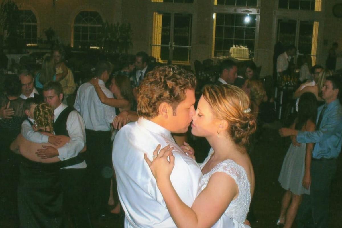 Music in Motion - Lake Tahoe weddings - couple dancing