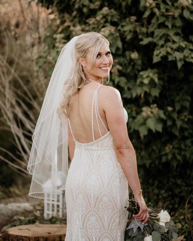Nancy Rice Artistry - Lake Tahoe wedding hair & makeup - bride