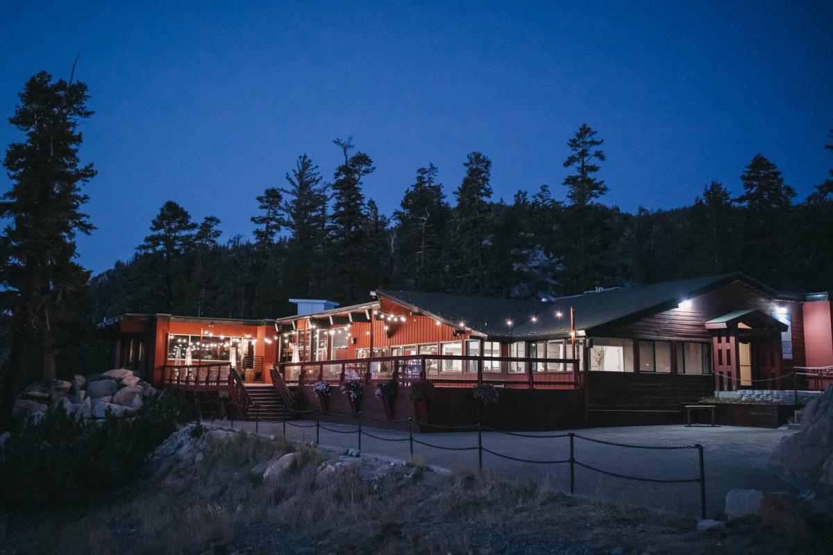 Lake Tahoe Heavenly wedding - Lakeview Lodge