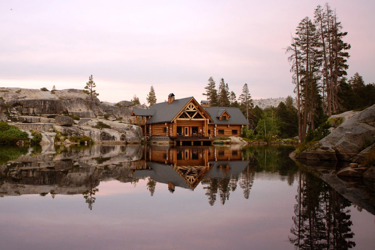 The HideOut at Kirkwood wedding venue near Lake Tahoe