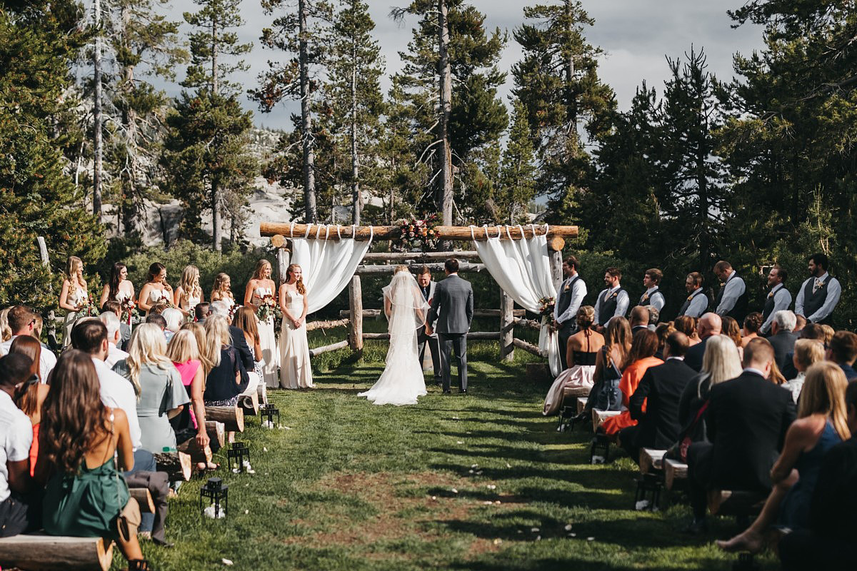 Wedding at The Hideout - VILD Photography - ceremony