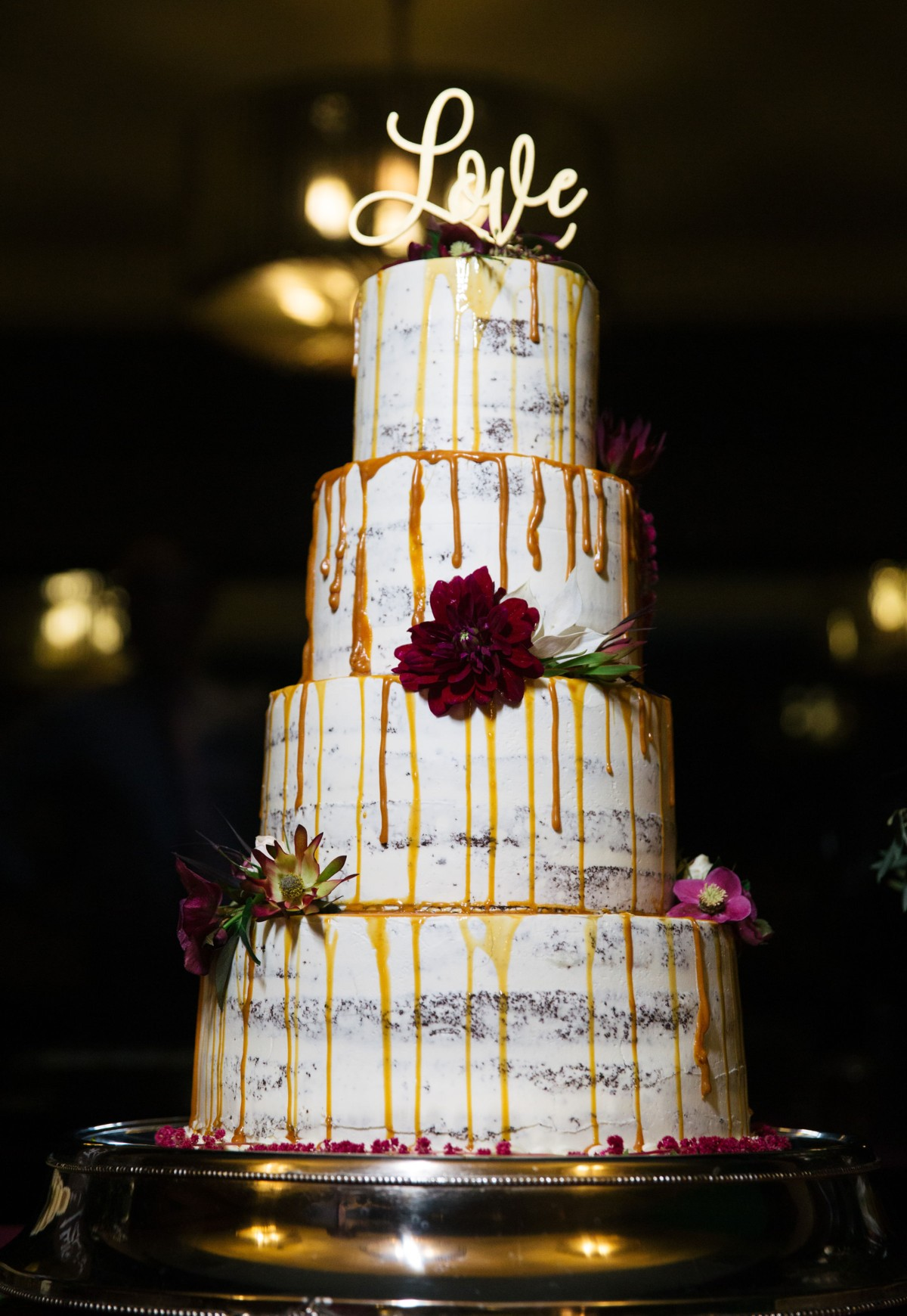 Wedding Cake - Resort at Squaw Creek - Lake Tahoe wedding