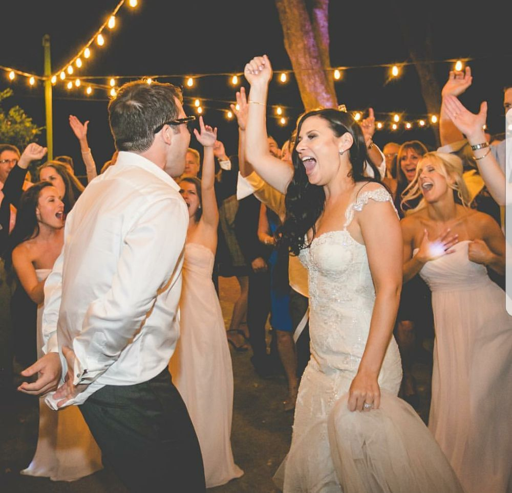 Dancing - Stephanie Marie & Co. wedding planner Lake Tahoe
