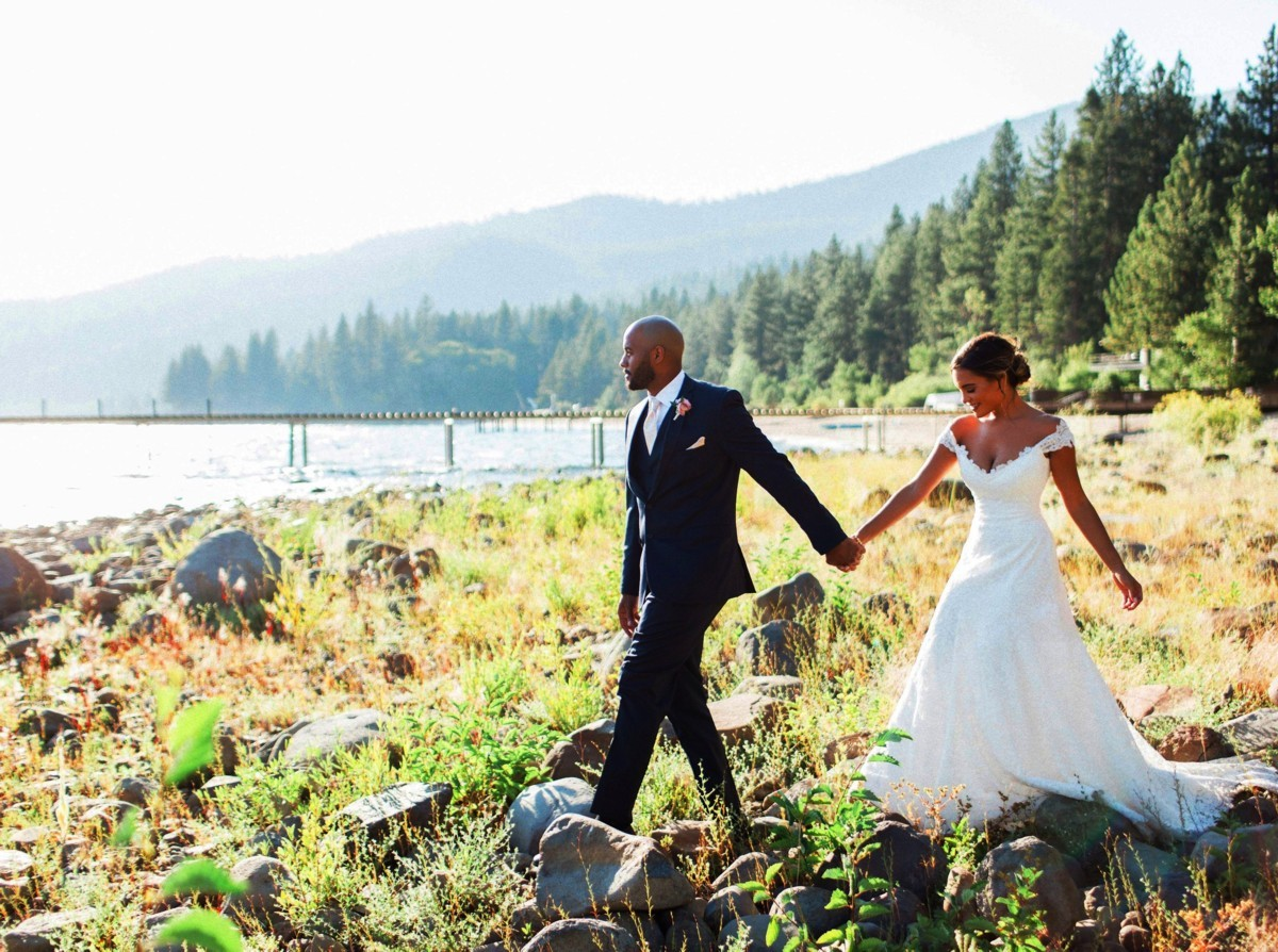 Tahoe Engaged professionals North Lake Tahoe wedding