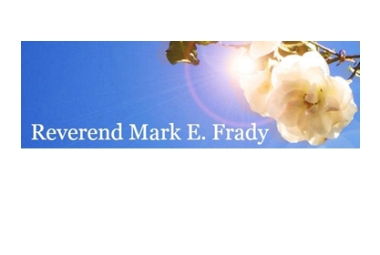 Logo for Reverend Mark Frady member of Tahoe Wedding Industry Group