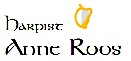 Anne Roos Celtic Harp Music logo