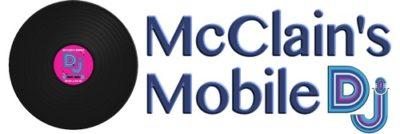 McClain's Mobile DJ logo