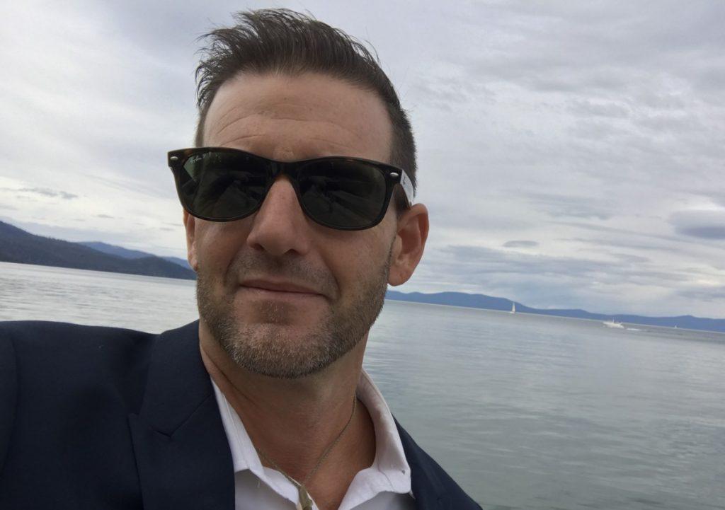 Sawyer at Lake Tahoe