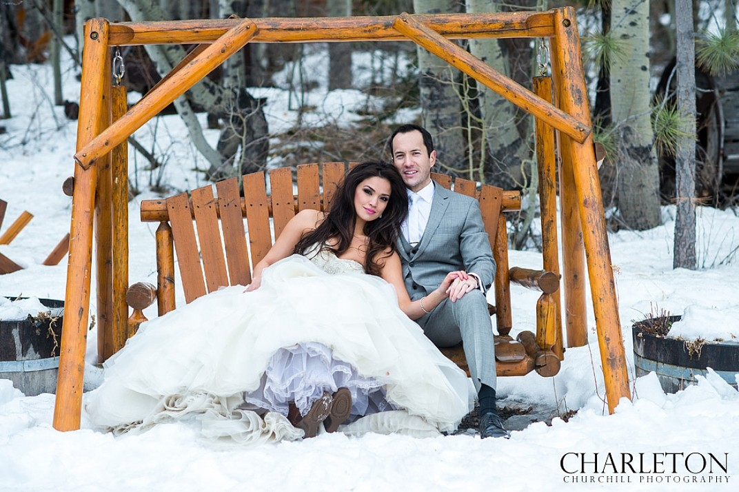 Wedding Planner Winter Tahoe - Charleton Churchill Photography