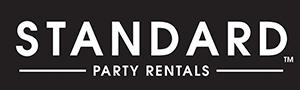 Standard Party Rentals Logo