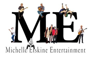 Michelle Erskine Entertainment logo - Lake Tahoe weddings