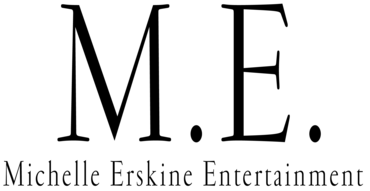 Michelle Erskine Entertainment Logo