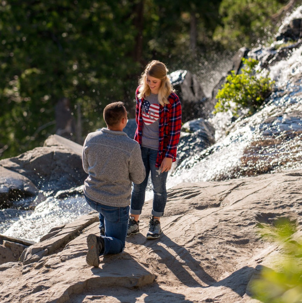 Proposal by Waterfall Lake Tahoe