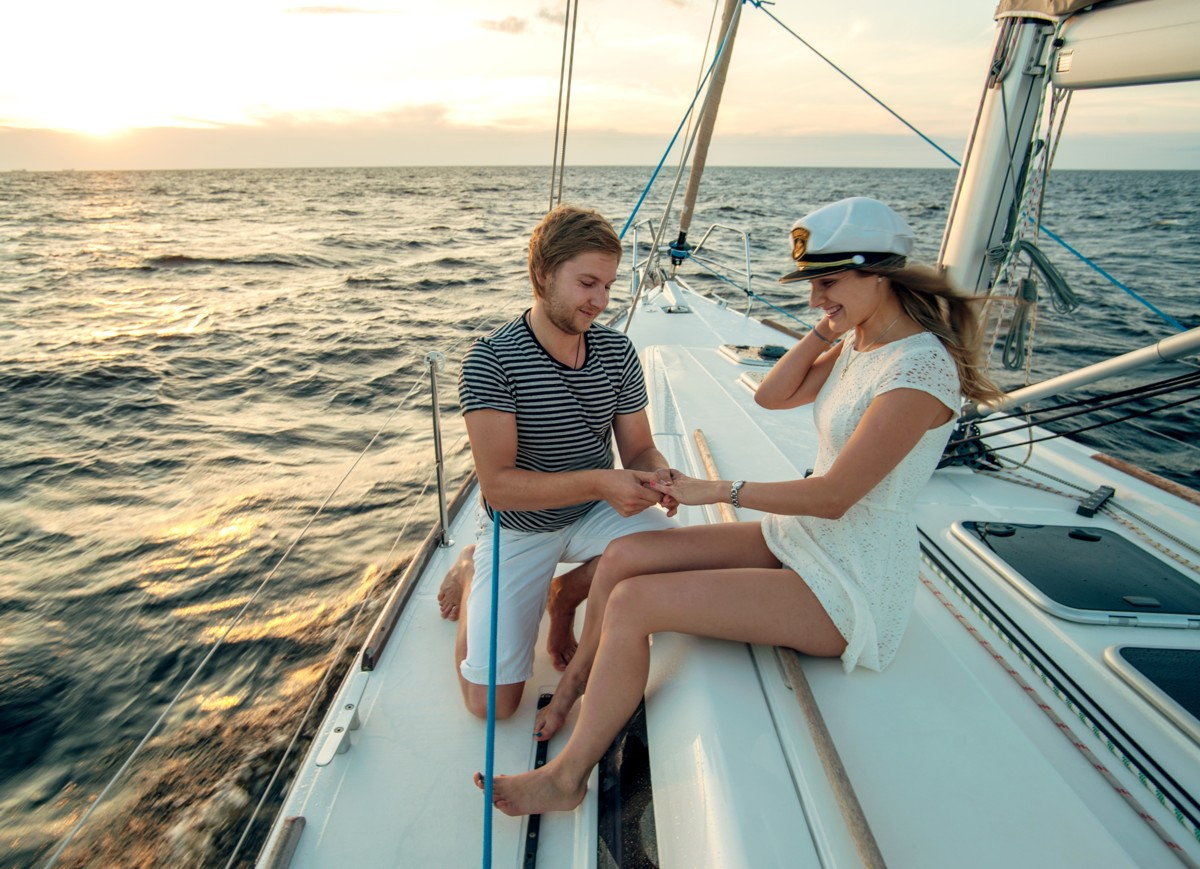 Proposal on Yacht
