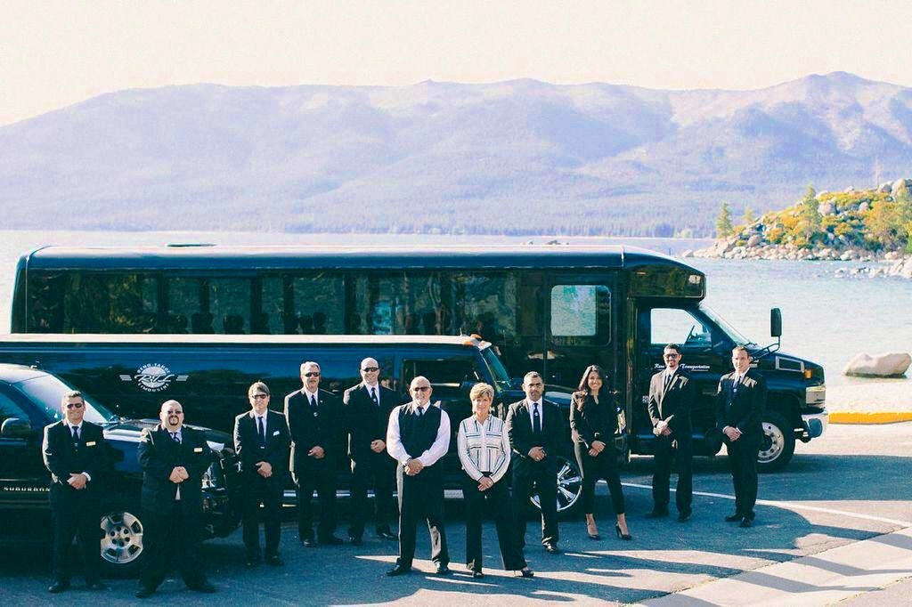 Reno Tahoe Limousine team of wedding transportation experts