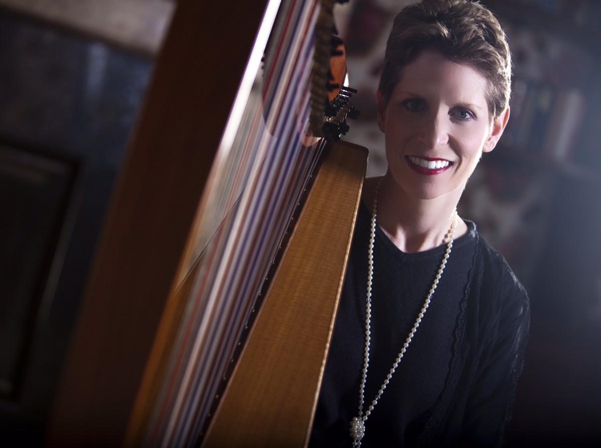 Anne Roos Celtic Harp