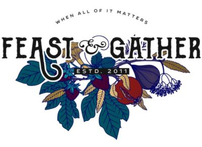 Feast and Gather Logo