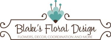 Blake's Floral Design Planners Logo