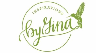 Inspirations by Gina Lake Tahoe florist logo