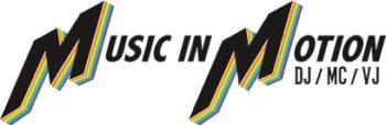 Music in Motion logo - Lake Tahoe wedding