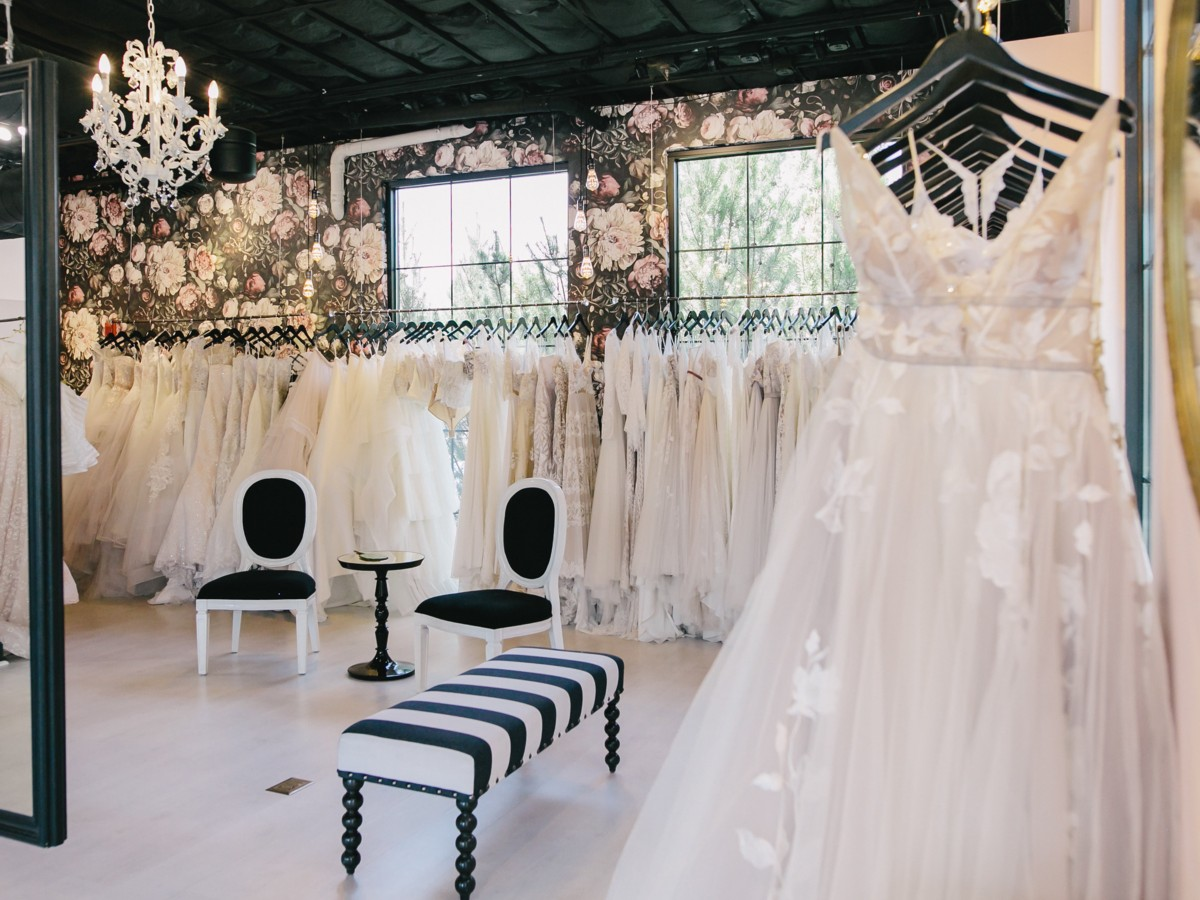 Swoon Bridal salon in Reno features vast collection of wedding dresses