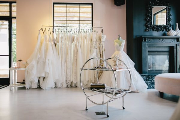 Swoon Bridal wedding dress salon in Reno near Lake Tahoe