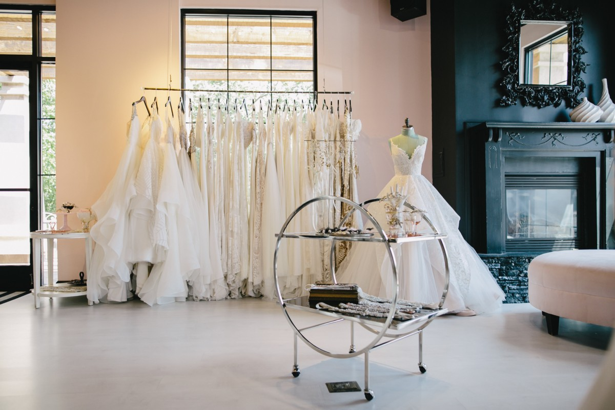 Swoon Bridal wedding dress salon in Reno near Lake Tahoe