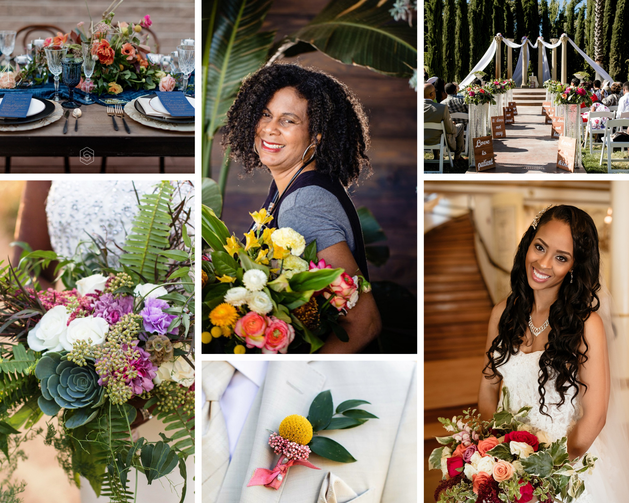 Lake Tahoe wedding vendor spotlight - Inspirations by Gina
